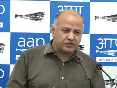AAP has full faith in judiciary Manish Sisodia confident Delhi High Court will clear MLAs in office of profit case