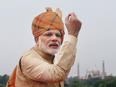 Prime Minister Narendra Modi. PTI