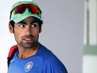 File photo of Mohammad Kaif the cricketer. AFP