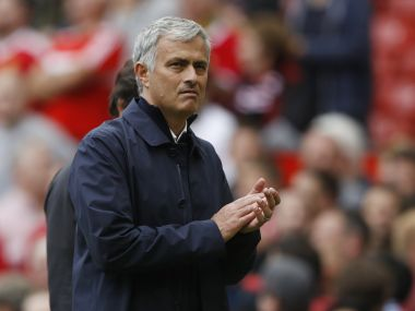Manchester Derby Jose Mourinho points fingers at players referee after loss