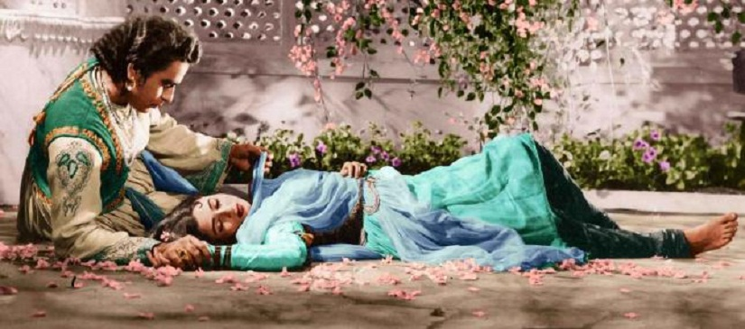 Mughal-e-Azam was less about history, and more a love story