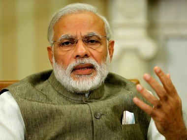Prime Minister Narendra Modi. File photo. Reuters