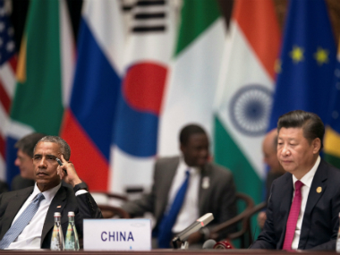 US President Barack Obama attends the opening ceremony of the G20 Summit in Hangzhou. Reuters