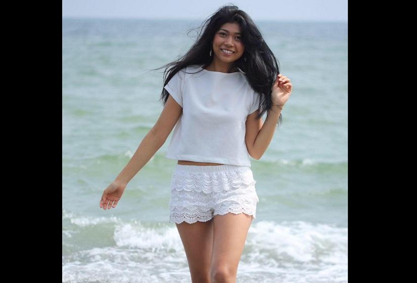 Priyanka Yoshikawa, 22, will represent Japan at the Miss World pageant