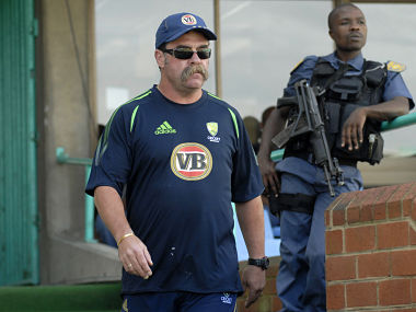 File photo of David Boon. Reuters