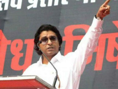 MNS leader Raj Thackeray stands against demand for statehood of Vidarbha. PTI