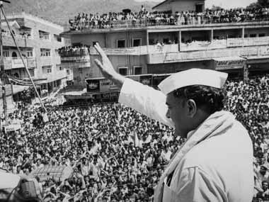 Rajiv Gandhi. File photo