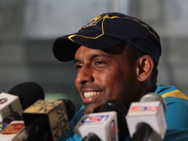 File photo of Thilan Samaraweera. AFP