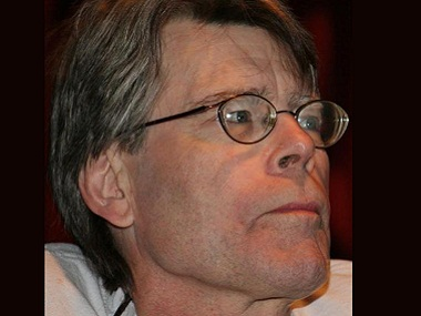 Stephen King. Image courtesy: Creative Commons