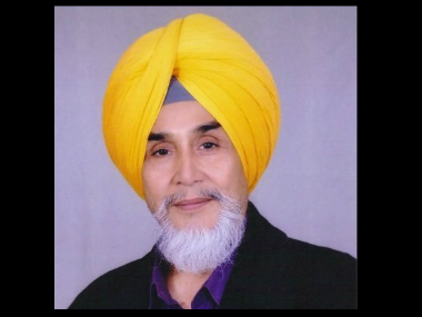 File image of Sucha Singh Chhotepur. Twitter/ @SChotepur