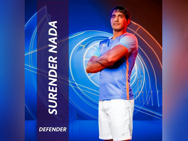 Surender Nada will play at the Kabaddi world cup. Image courtesy: Star Sports