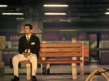 Sushant Singh Rajput in 'MS Dhoni: The Untold Story'