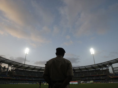 File picture of Wankhede Stadium. Reuters