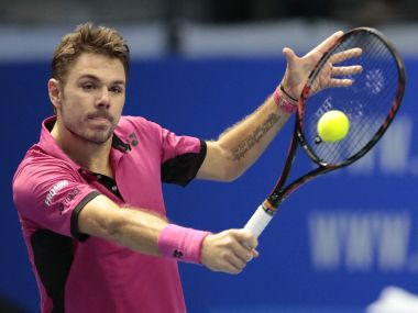 Swiss Indoors Stanislas Wawrinka pulls out of quarterfinal clash against Roger Federer due to back injury