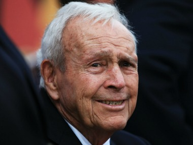 Arnold Palmers memorial service set for next week as Ryder Cup players mourn golf icon