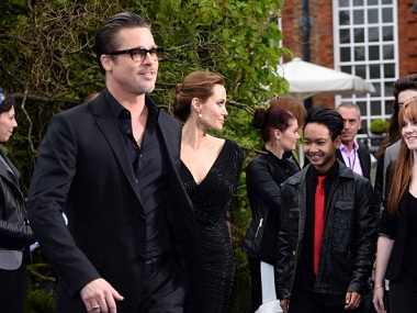 Is Brad Pitt being investigated for child abuse post divorce with Angelina Jolie
