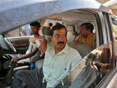 Arvind Kejriwal heckled at Ludhiana railway station over misconduct of AAP leaders