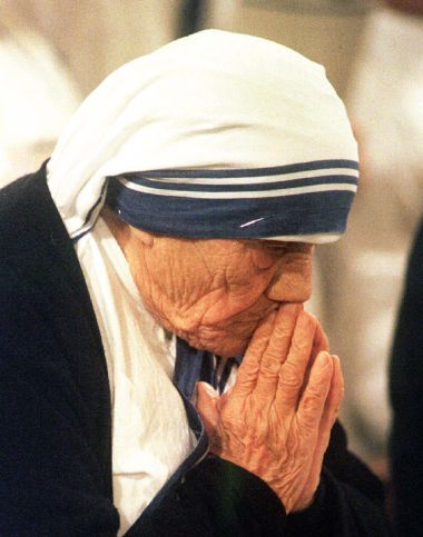 Only cowards would target Mother Teresa Shes been dead for 20 years let it go