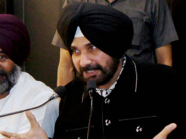 Navjot Singh Sidhu working for TV show does not amount to conflict of interest, notes Punjab AG