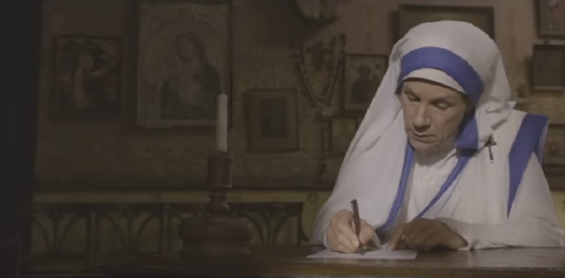 A still from the film 'The Letters'
