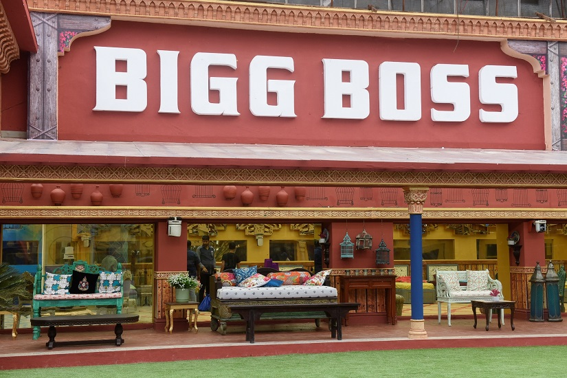 The Bigg Boss house, designed by Omung Kumar