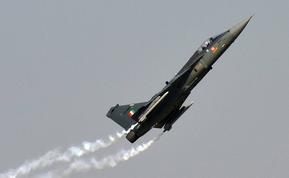 India's indigenous Tejas fighter stole the show, leaving spectators enthralled with its manoeuvers at the 84th Air Force Day parade on Saturday. The Air Force Day was celebrated at the Hindon Air Force Base in the presence of the IAF chief Arup Raha. Naresh Sharma