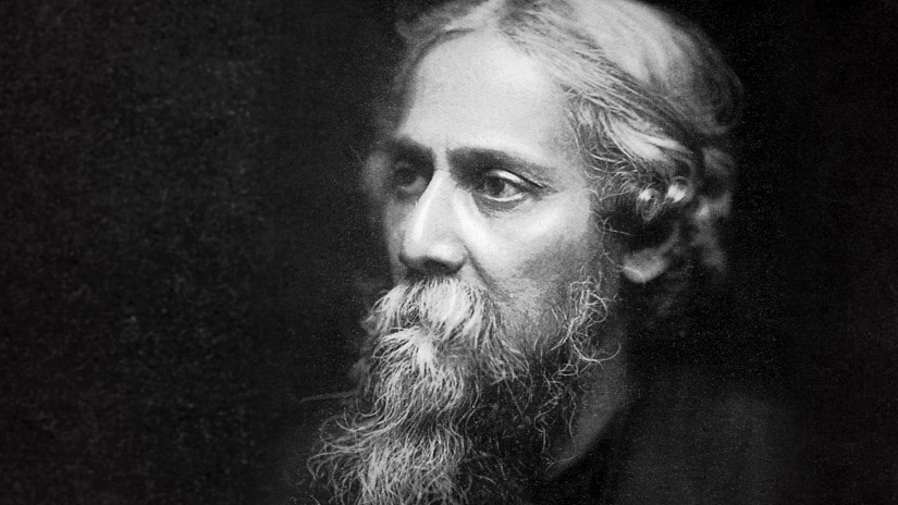 Representational image of Rabindranath Tagore. Image courtesy: Facebook