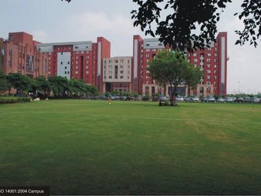 Amity University, Delhi. Courtesy: FaceBook