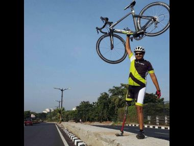Paracyclist Aditya Mehta on Bengaluru airport ordeal and need for a sensitised system