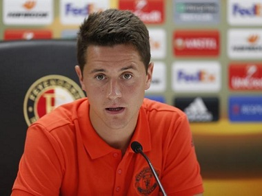 Ander Herrera has impressed for Manchester United this season. Reuters