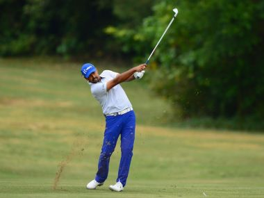Anirban Lahiri makes playoffs but misses out on Venetian Macao Open golf title