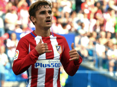 La Liga Atletico Madrids Antoine Griezmann admits chances of joining Manchester United are six out of 10
