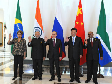 Brics summit PM Modi must plan Indias moves to check PakistanChina bonhomie