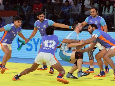 Key men of the Indian team found form during their 74-20 win over Argentina