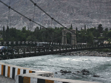 Chinesesponsored North Indus River Cascade a Himalayan blunder for Pakistan