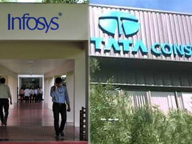 Infosys Tata Consultancy Services results signal a downward inflexion point in Indian ITs future