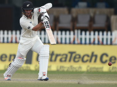 File image of Luke Ronchi. AFP