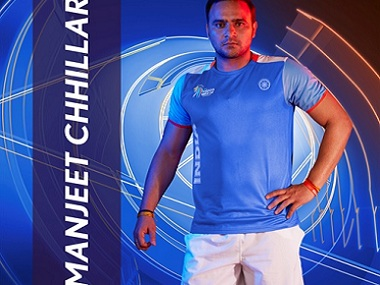 Manjeet Chhillar. Image courtesy: Star Sports