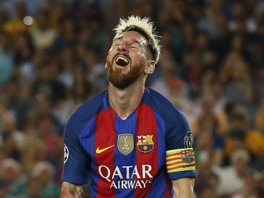 File photo of Lionel Messi. Reuters