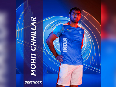 Mohit Chhillar. Image courtesy: Star Sports