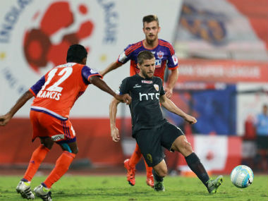 NorthEast continued their blistering campaign with a hard-fought win over FC Pune City. ISL