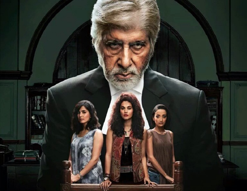 Pink may be a courtroom drama but its take on the judiciary is hardly judicious