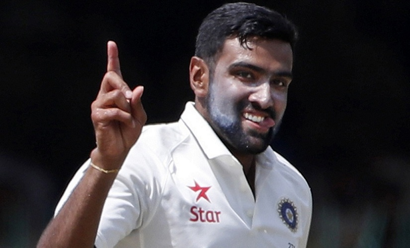 Ravichandran Ashwin was near unstoppable this series. AP