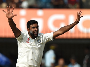 Ravichandran Ashwin now has seven man-of-the-series awards. AFP