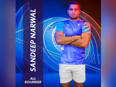 Kabaddi World Cup 2016 Allrounder Sandeep Narwals aggression will boost Indias chances