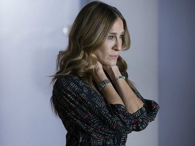 Sarah Jessica Parker in a still from 'Divorce'