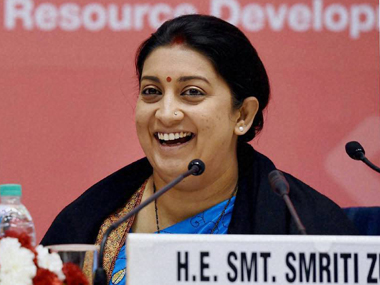 Smriti Irani sacks over 20 members from IFFI review committee months away from film festival