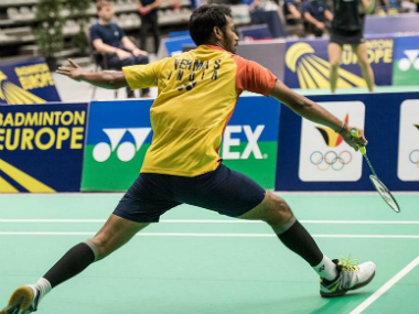Sourabh Varma's impressive performances have led him to the final. Image credit: Facebook/sourabh.verma.391