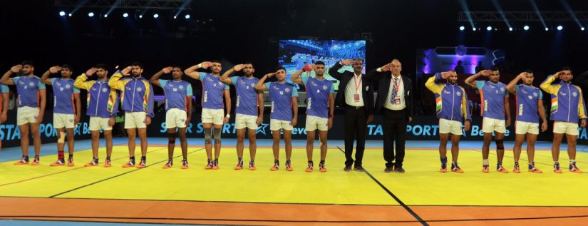 Team India are yet to do full justice to their talent in the Kabaddi World Cup 2016
