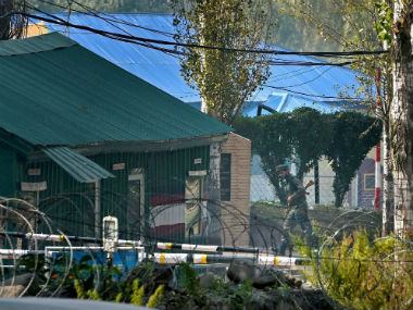 A file image of the site where Uri attack took place. PTI